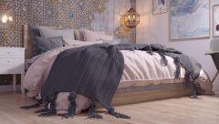 спальня 3Д визуализация